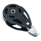 Afficher plus d'informations du produit Poulie ESP 57 mm à chape axe de 6 mm