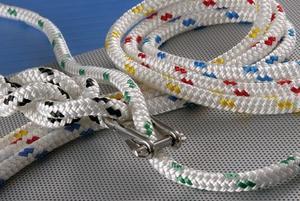 Afficher plus d'informations du produit Drisse Polyester Lancelin 06 mm
