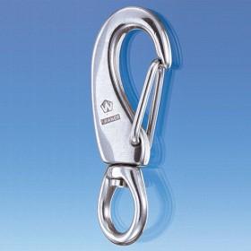 Afficher plus d'informations du produit Mousqueton à émerillon Wichard 70 mm