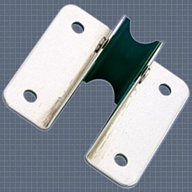 Afficher plus d'informations du produit Poulie d'applique verticale galbée réa 25 Wichard